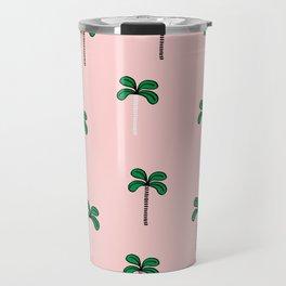 Miami Palms Travel Mug