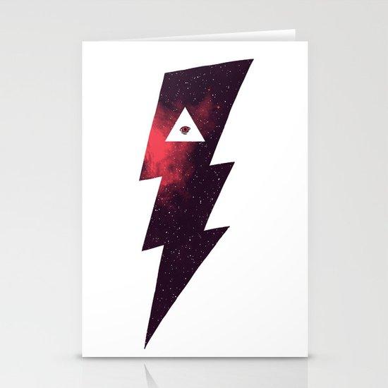 Darkish Matter Stationery Cards