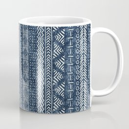 Mud Cloth Stripe Kaffeebecher