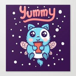 Cute Critters Canvas Print