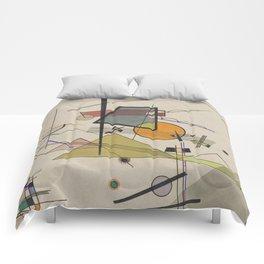 Wassily Kandinsky Melodisch Comforters