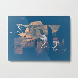 Macello 3 Metal Print