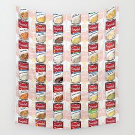 Campbell's Soup Wall Tapestry
