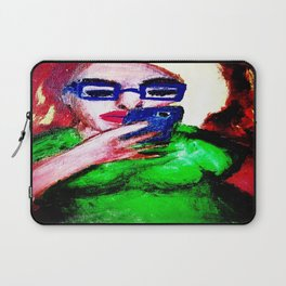 While The Sky Is Falling. Laptop Sleeve