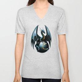 dragon Unisex V-Neck