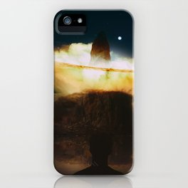 UNIVERSE'S MYSTERY iPhone Case