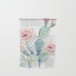 The Prettiest Cactus Wall Hanging