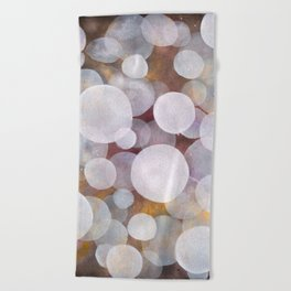 'No clear view 18' Beach Towel