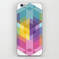 fig iPhone & iPod Skins featuring Fig. 024 by Maps of Imaginary Places