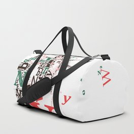 Lady Liberty Duffle Bag
