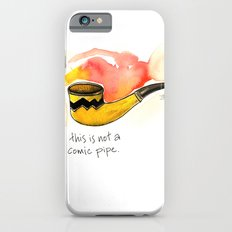 this is not a comic pipe iPhone 6s Slim Case