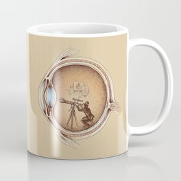 Extraordinary Observer Coffee Mug