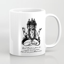 John Keats - Endymion - Brahma Coffee Mug