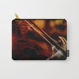 Lacrimosa Violinist Carry-All Pouch