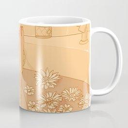 Flower Bath 10 (censored version) Coffee Mug