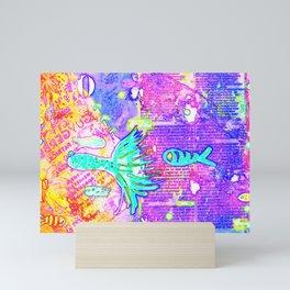 I VII Psychedelia Mini Art Print