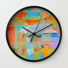 Arraial Wall Clock