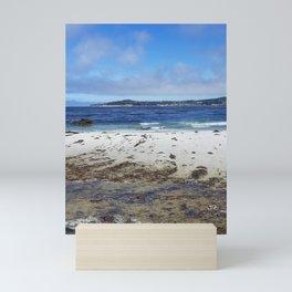 Carmel Beach South #1 Mini Art Print
