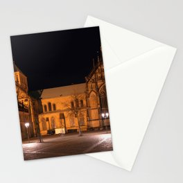 St.-Paulus-Dom Münster Germany Ultra HD Stationery Cards