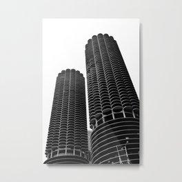 Corn Cobs Metal Print