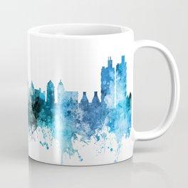 Stoke-on-Trent England Skyline Coffee Mug