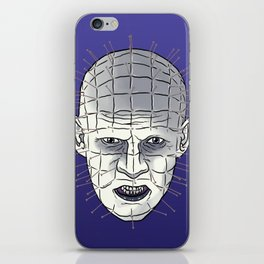 Head Of Pins iPhone Skin