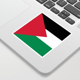 Flag of Palestine Sticker