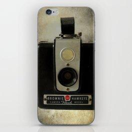 Brownie Hawkeye iPhone Skin