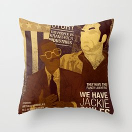 For Seinfeld Fans pt.2 Throw Pillow