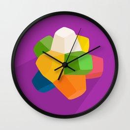 Everlasting Gobstopper Wall Clock