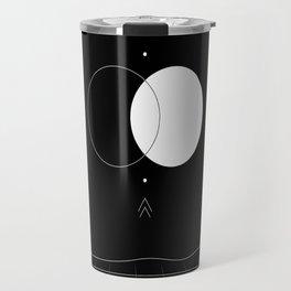 Eclipse Moon Piscis Travel Mug