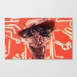 Svtfor Eclipsa - The Truth Canvas Print