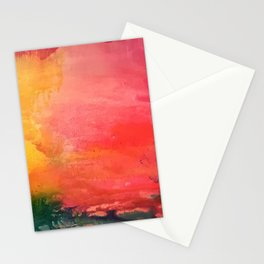 Flamingo Bay Stationery Cards