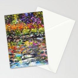 Hidden Peace by Sher Nasser Artist Stationery Cards