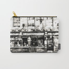 The Golden Lion York Art Carry-All Pouch