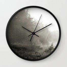 Diamond Bog Wall Clock