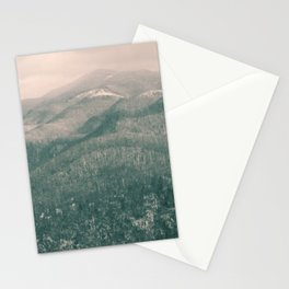 West Virginia Mountains Stationery Cards
