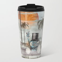 Alice Goes to California Travel Mug