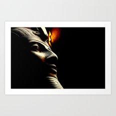 Egyptian Mystery Art Print