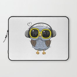 Be Cool Owl Laptop Sleeve