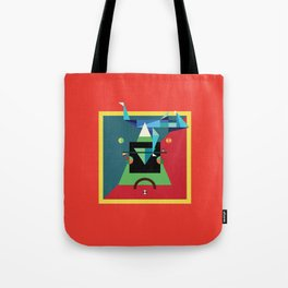 bicycle day Tote Bag