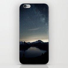 Garibaldi Park II iPhone & iPod Skin