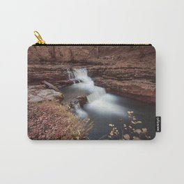 Unnamed waterfall in South Wales Carry-All Pouch