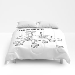MARZRÖVVUR Comforters