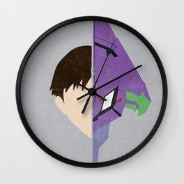 Shinji Wall Clock