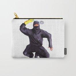 Bathroom Ninja Carry-All Pouch