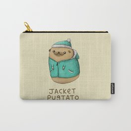 Jacket Pugtato Carry-All Pouch