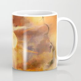Hot Summer Dazed Ripped From Time Coffee Mug