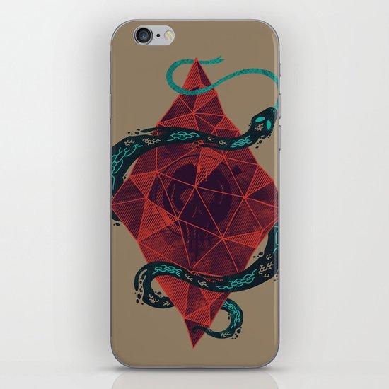 Mystic Cystal iPhone & iPod Skin