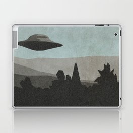 I Want to Know Laptop & iPad Skin